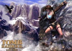 Tomb Raider II - Tibetan Foothills by MicheleMouse