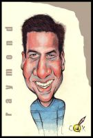 Everybody Loves Caricatures by claycox