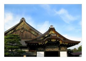 Ninomaru Palace by cerenimo
