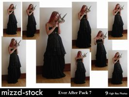 Ever After Pack 7 by mizzd-stock