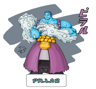 'Pillar' from 'RPG2' by SnaggleToe-1Million