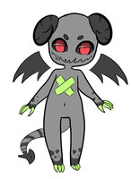 Demon adopt auction! by Lodidah
