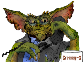 Gremlins The New Batch - Brain by Gremmy-X