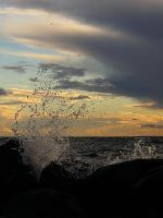 Wind, Water, Waves III by Photopathica