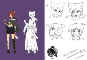 TBK - Heidi Lakshme concept art (updated) by Athyra