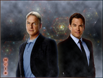 Lions in Winter: Leading Men of NCIS by ScraNo