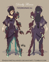 Deadly Flowers-Veronica by HeavyMetalHanzo