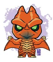 Rodan!!! by lordmesa