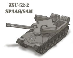 ZSU-52-2 by cthelmax