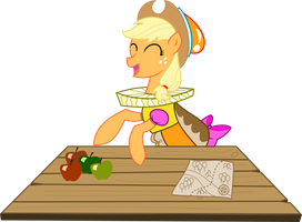 Chancellor Apple-Puddinghead by Eskalante