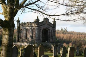 Mausoleum at Lowther by SkankinMike