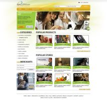 Online Mall V2 by alwinred