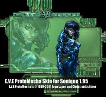 EVE ProtoMecha by real-liquid
