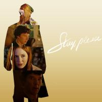 stay, please by timelordweasley