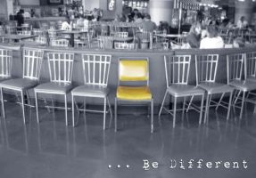 Be Different by Raimee