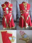 Iron Man Dress - Final Product by Misguided-Ghost1612