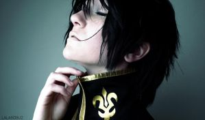 Lelouch Lamperouge by LALASOSU2