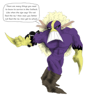 The Maxx by munson2099