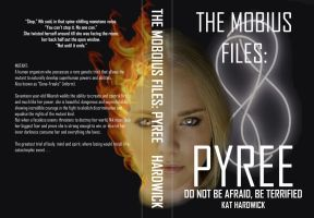 Pyree book cover by katerlin