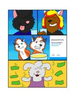 Bunny and Bear and the Lemonade - pg. 19 by JWthaMajestic
