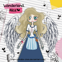Wonderland by Andiie-Chan