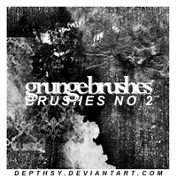 Grunge Brushes by depthsy