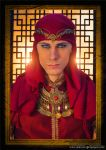 Red Pharaoh by MRBee30