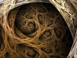 Roots--Big Version-- by FractalAngel-Stock
