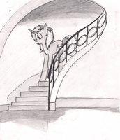 Stairs by AlexandrVirus