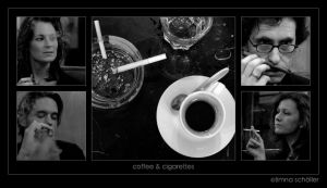 coffee and cigarettes by tintbli