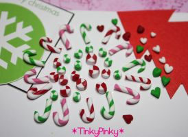 Christmas candies by tinkypinky