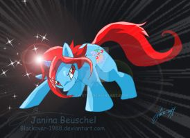 My Magic is AWESOME by JB-Pawstep