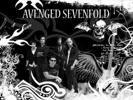 Avenged Sevenfold by Dae-en-He-Coia