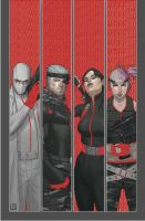 X-FORCE #5 by ZurdoM