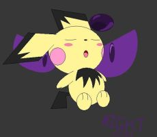 pichu's nightmare by lossetta932