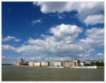 A Sunny Budapest Afternoon by AgiVega