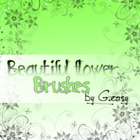 beautiful_flower_brushes by Galleasy