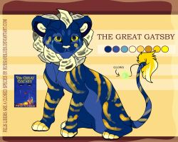 Gatsby Reference Sheet by RussianBlues
