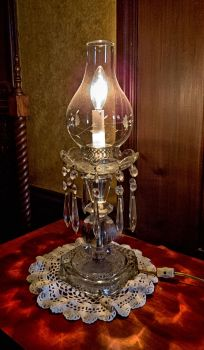 Foyer Lamp by funygirl38