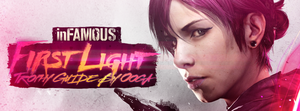 Banner - InFamous: First Light by ericvoltage