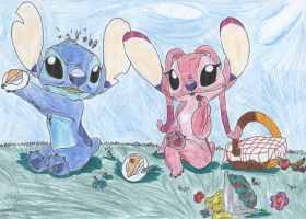 It's time for picnic by miss-of-magix