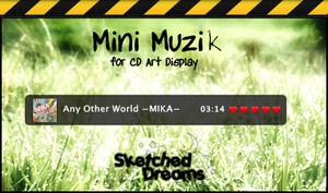 Mini Muzik by sketched-dreams