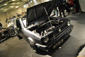 Vw Golf Mk1 by HeisQ