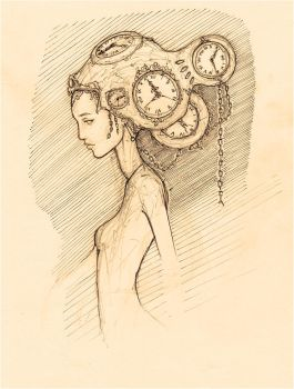 the Time Eccentrics - study by hypnothalamus