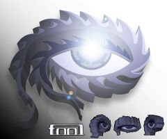 Tool 10,000 Days Eye 3D Model by Stareadactyl