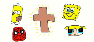 Happy Easter 2014 by Simpsonsfanatic33