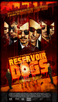 Reservoir Dogs - 2012 by hunter1992