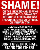 Shame on the Reactionaries by Party9999999