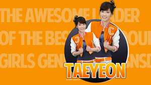 WALLPAPER - SNSD TAEYEON by chazzief