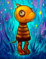 Monsterkid by LouiseSoMadness